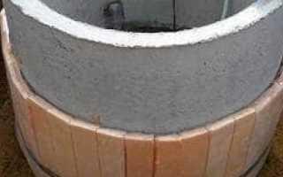 Утеплить колодец из бетонных колец пенополистиролом