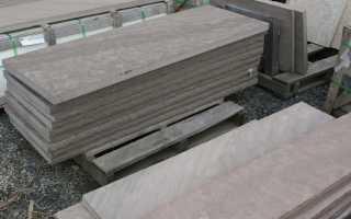 Облицовка ступеней бетонной лестницы керамогранитом
