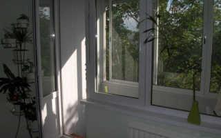 Как отремонтировать балконную пластиковую дверь