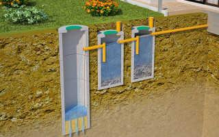 Бактерии для септика из бетонных колец