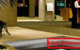 Подложка под бетонную стяжку