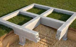 Типы фундаментов зданий и их конструктивные особенности