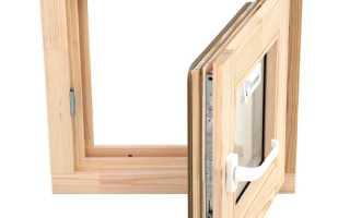 Заказать деревянные окна со стеклопакетом