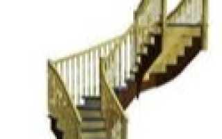 Параметры лестницы в частном доме