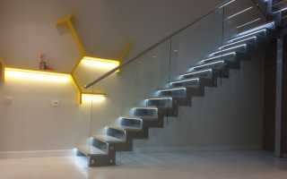 Умная подсветка лестницы своими руками