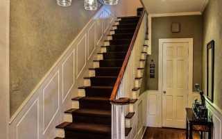 Проекты лестниц на второй этаж высота 2300