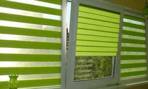Как поменять ткань на рулонных шторах