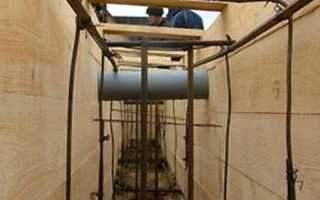 Продухи в ленточном фундаменте для бани