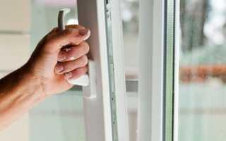 Как починить стеклопакет не закрывается