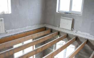 Шумоизоляция межэтажного перекрытия по деревянным балкам