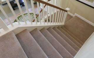 Ковродержатели для лестниц своими руками