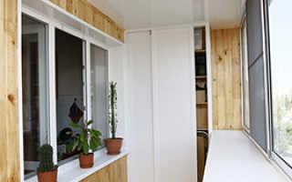 Сколько стоит сделать балкон под ключ