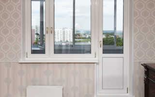 Размер балконного блока в панельном доме