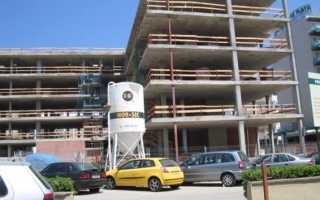 Технология заливки перекрытия бетоном