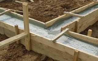 Ленточный мелкозаглубленный фундамент плюсы и минусы