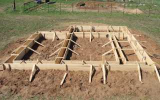 Какой лучше сделать фундамент для деревянного дома