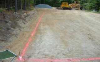 Как пользоваться нивелиром при строительстве фундамента