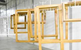 Изготовление деревянных окон со стеклопакетами