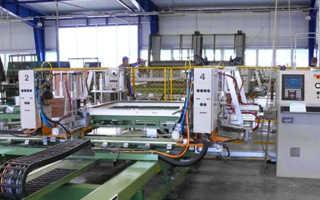 Технология производства металлопластиковых окон