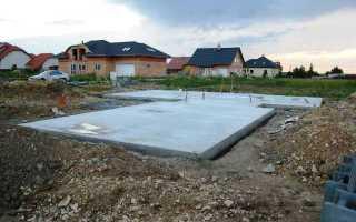 Плиточный фундамент плюсы и минусы