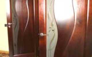Замена стекла в двери межкомнатные стоимость