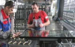 Изготовление стеклопакетов по индивидуальным размерам