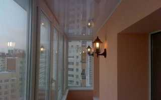 Проводка на балконе своими руками
